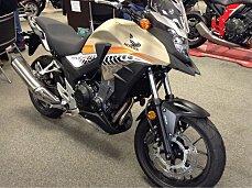 2016 Honda CB500X for sale 200501702
