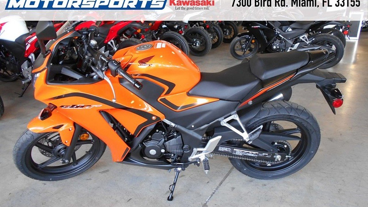 2016 Honda CBR300R for sale 200358639