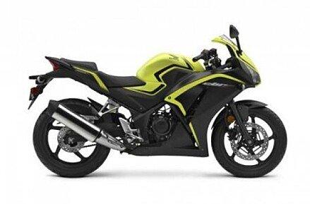 2016 Honda CBR300R for sale 200430531