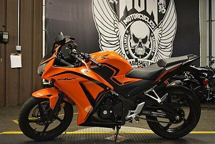 2016 Honda CBR300R for sale 200617852