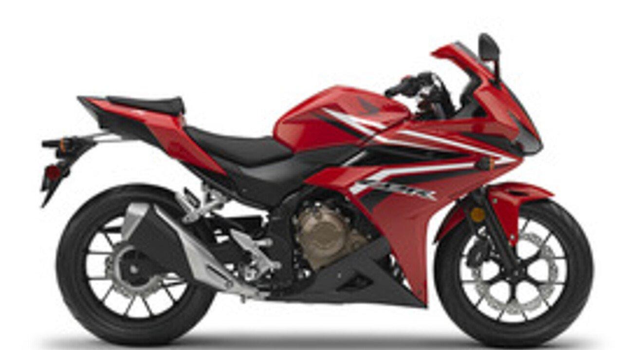 2016 Honda CBR500R for sale 200358643