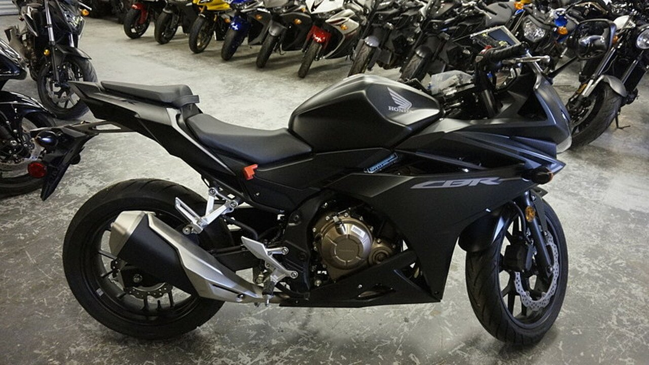 2016 Honda CBR500R for sale 200459015