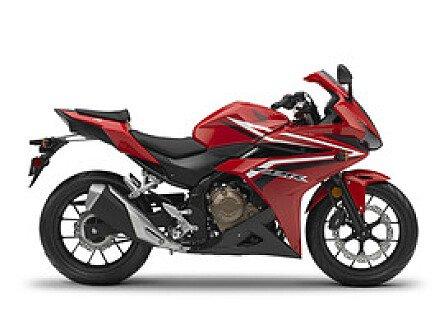 2016 Honda CBR500R for sale 200536603