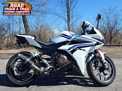 2016 Honda CBR500R for sale 200548138