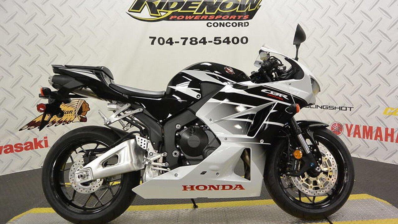 2016 Honda CBR600RR for sale 200466687