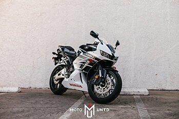 2016 Honda CBR600RR for sale 200502654
