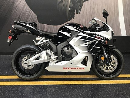 2016 Honda CBR600RR for sale 200535740