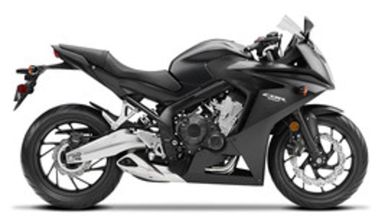 2016 Honda CBR650F for sale 200344747