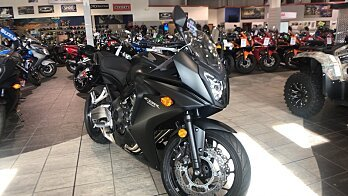 2016 Honda CBR650F for sale 200424329