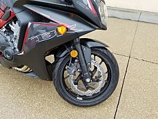 2016 Honda CBR650F for sale 200530388