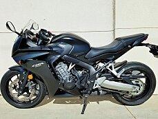 2016 Honda CBR650F for sale 200651183