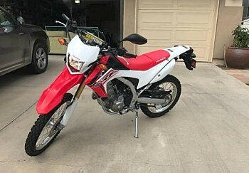 2016 Honda CRF250L for sale 200460807