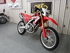 2016 Honda CRF250L for sale 200601689