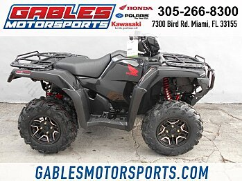 2016 Honda FourTrax Foreman Rubicon for sale 200358645