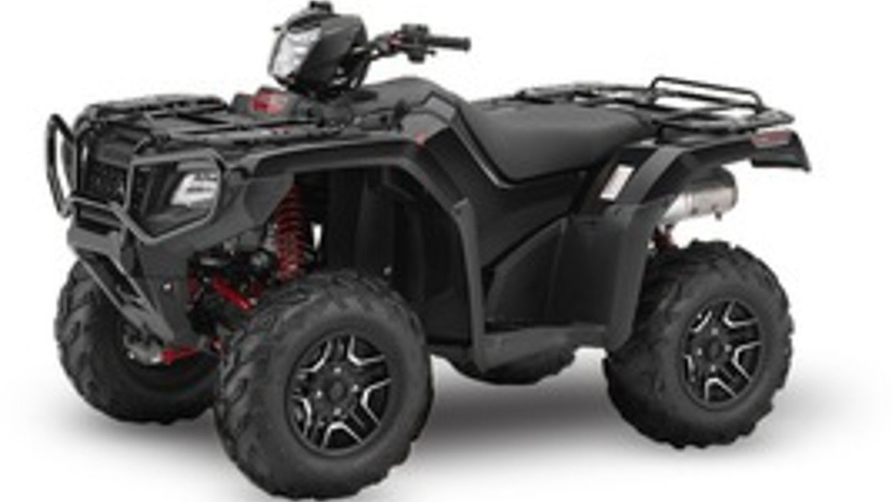 2016 Honda FourTrax Foreman Rubicon for sale 200367063