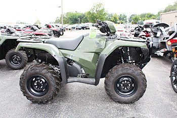 2016 Honda FourTrax Foreman Rubicon for sale 200403682