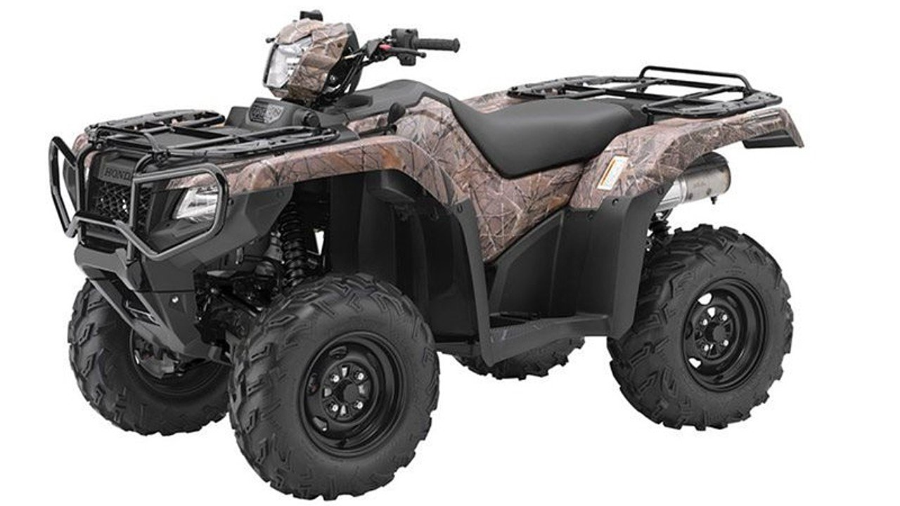 2016 Honda FourTrax Foreman Rubicon for sale 200435711