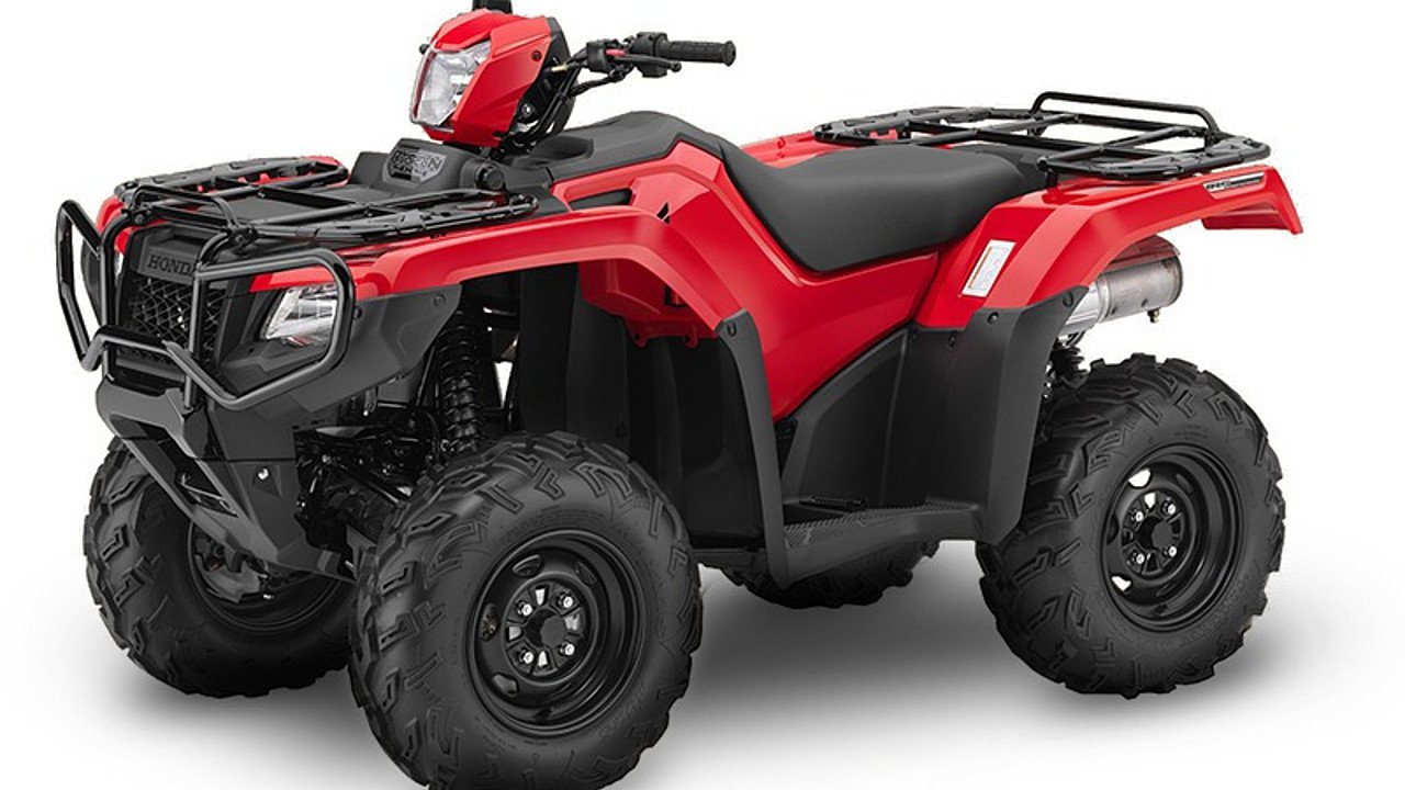 2016 Honda FourTrax Foreman Rubicon for sale 200435732