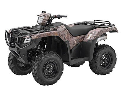 2016 Honda FourTrax Foreman Rubicon for sale 200435713