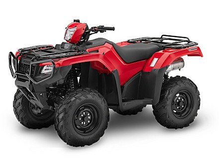 2016 Honda FourTrax Foreman Rubicon for sale 200435717