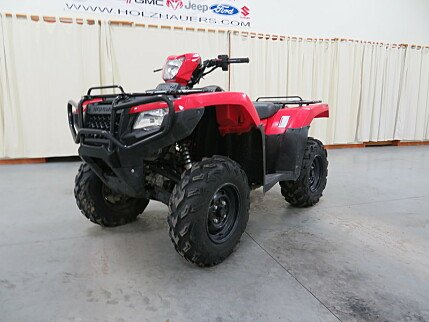 2016 Honda FourTrax Foreman Rubicon for sale 200542900