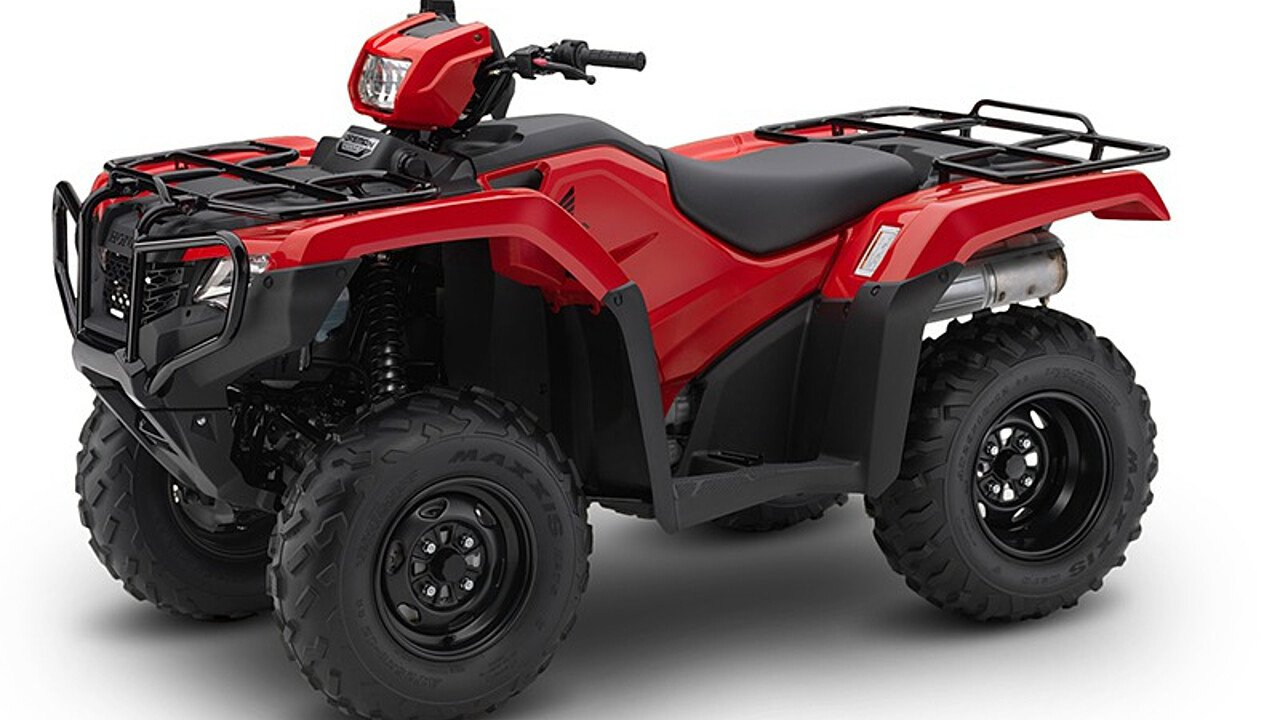 2016 Honda FourTrax Foreman for sale 200340306