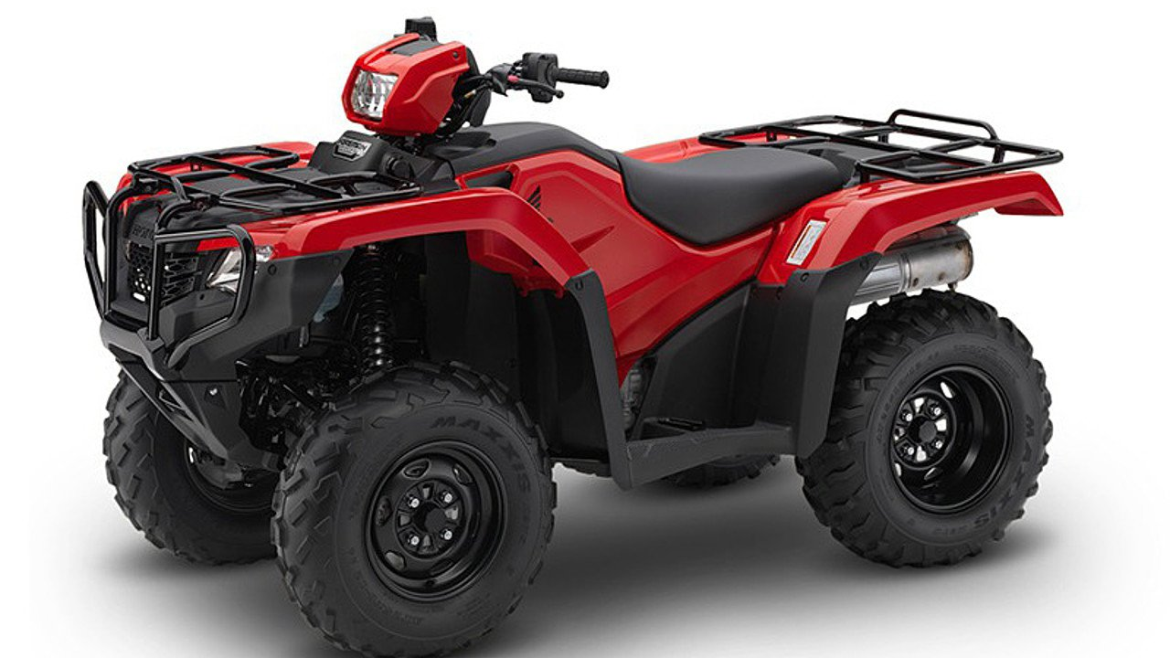2016 Honda FourTrax Foreman for sale 200435785