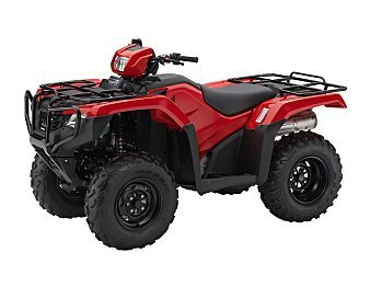 2016 Honda FourTrax Foreman for sale 200446242