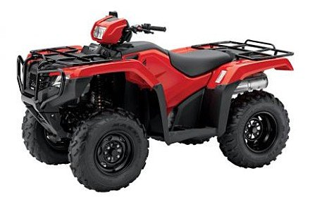 2016 Honda FourTrax Foreman for sale 200357368