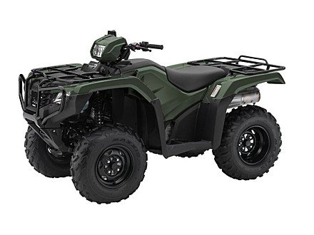 2016 Honda FourTrax Foreman for sale 200437038
