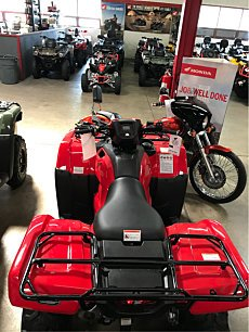 2016 Honda FourTrax Foreman for sale 200515715