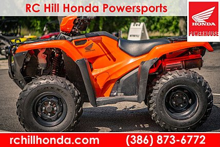 2016 Honda FourTrax Foreman for sale 200580472