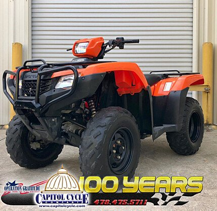 2016 Honda FourTrax Foreman 4x4 ES for sale 200615585