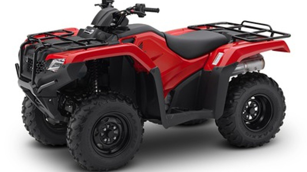 2016 Honda FourTrax Rancher for sale 200360641