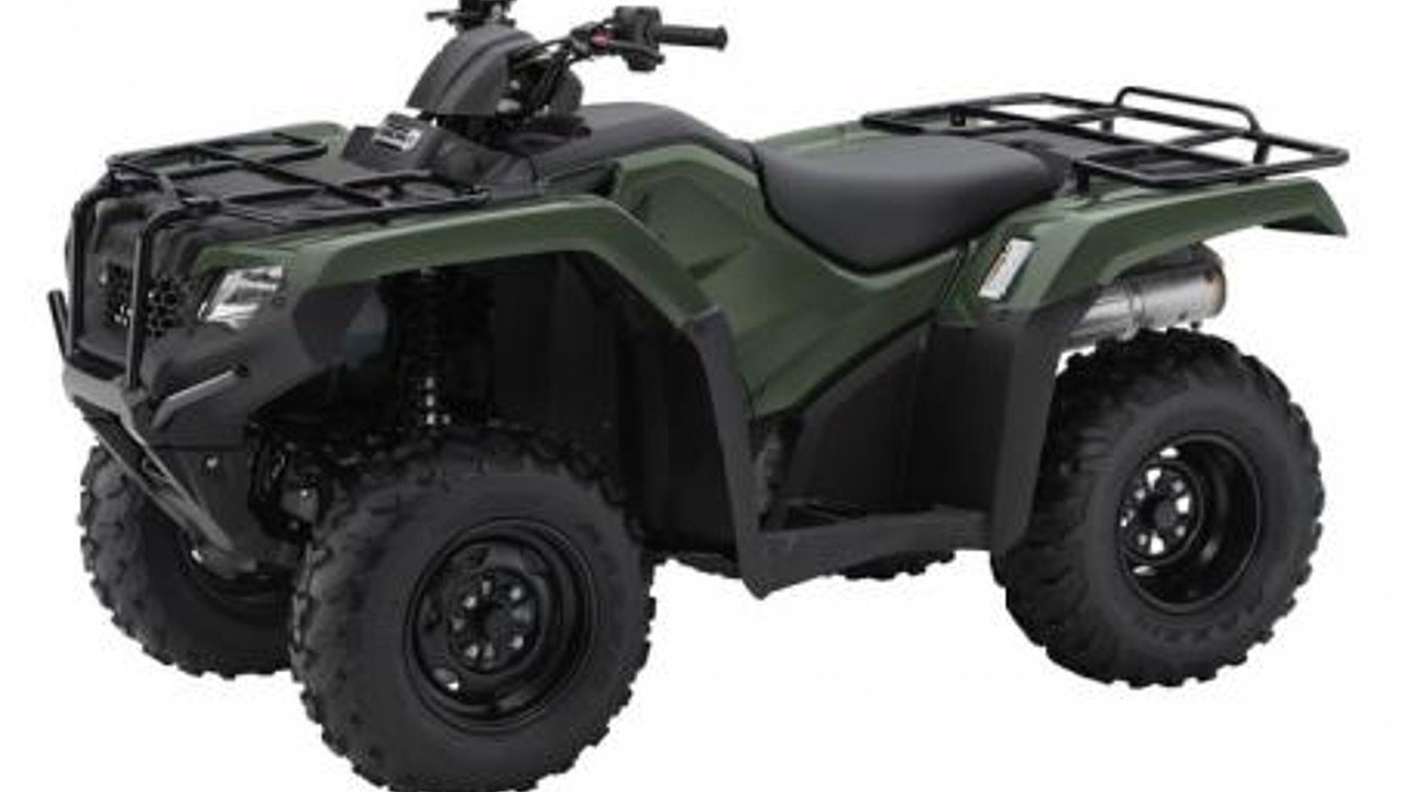 2016 Honda FourTrax Rancher for sale 200381366