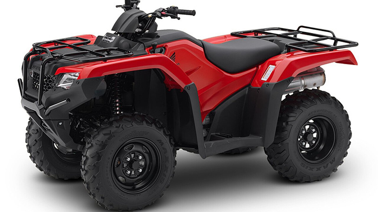 2016 Honda FourTrax Rancher for sale 200435790