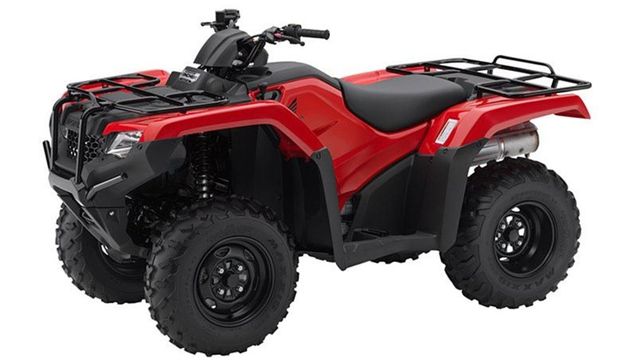 2016 Honda FourTrax Rancher for sale 200435792