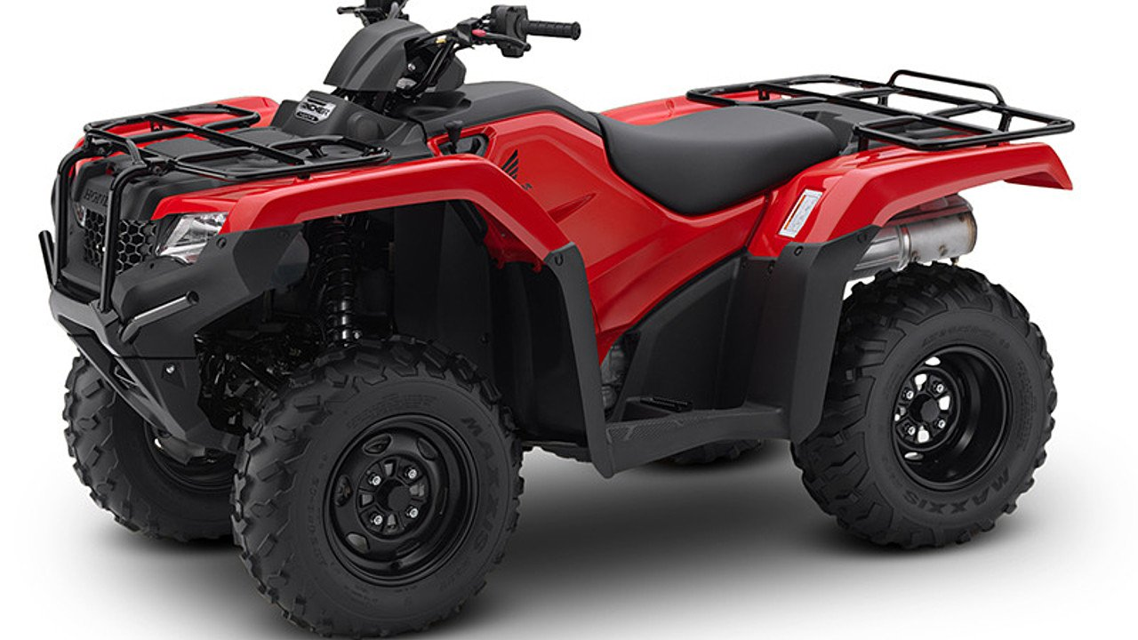 2016 Honda FourTrax Rancher for sale 200435950