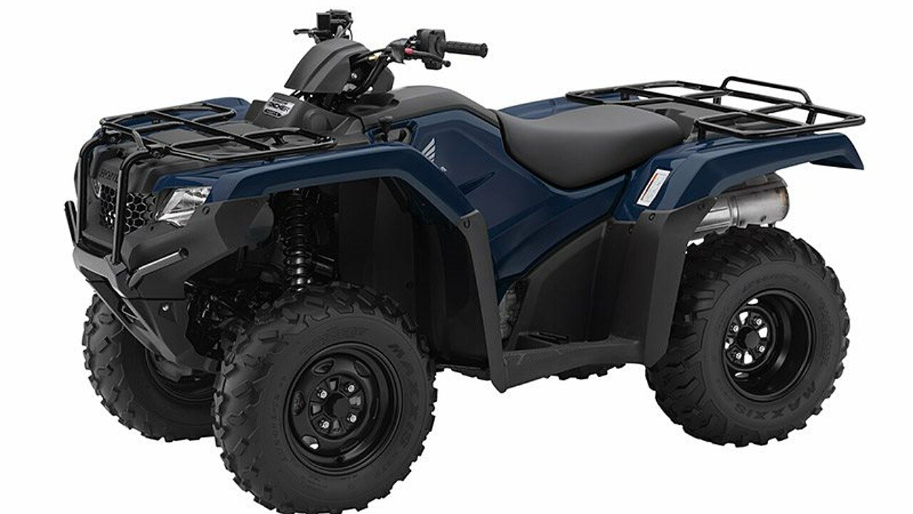 2016 Honda FourTrax Rancher for sale 200446380
