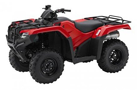 2016 Honda FourTrax Rancher for sale 200354284