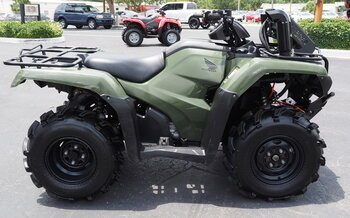 2016 Honda FourTrax Rancher for sale 200451361
