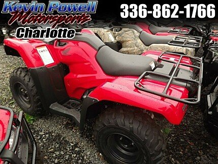 2016 Honda FourTrax Rancher for sale 200469237