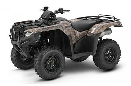 2016 Honda FourTrax Rancher 4x4 DCT IRS for sale 200491434