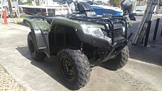 2016 Honda FourTrax Rancher for sale 200525855
