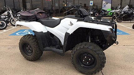 2016 Honda FourTrax Rancher for sale 200573684