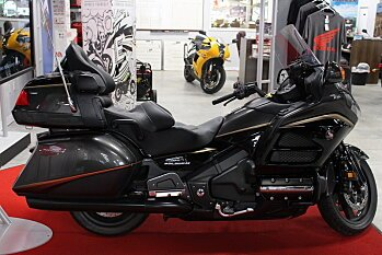 2016 Honda Gold Wing for sale 200340362
