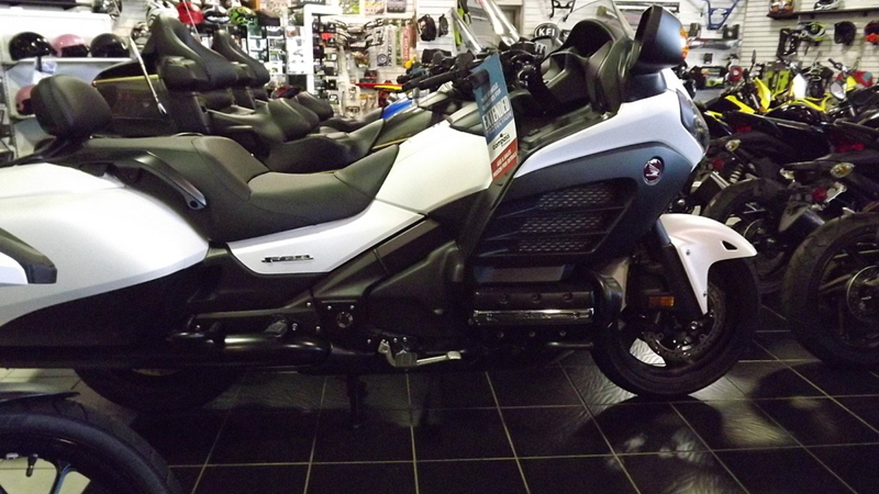2016 Honda Gold Wing for sale 200525488