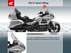 2016 Honda Gold Wing for sale 200616033