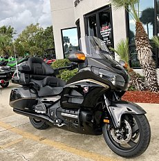 2016 Honda Gold Wing for sale 200621235