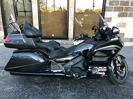 2016 Honda Gold Wing for sale 200651908